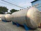 El tanque de acero inoxidable del OEM de la fábrica de China en Guangzhou