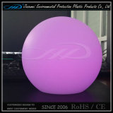 Mobilia illuminata delle sfere LED con il modanatura di rotazione