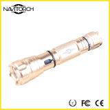 Факел воды упорный чувствительный 260lm 160m чувствительный перезаряжаемые СИД (NK-167)