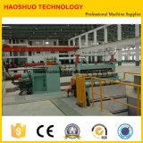 Ligne de fente professionnelle pour le centre d'enroulement en acier