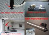 Machine Mini 6040 van het Glassnijden van de laser Smeltende