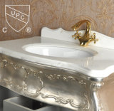 Ceramic Material (SN001)를 가진 건축 Bathroom Under Table Sink