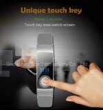 Teléfono móvil del reloj elegante automático de la salud de Digitaces con Bluetooth