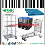 Apri e barriere del cancello dell'ala dell'acciaio inossidabile del supermercato