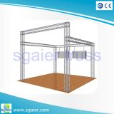 Triangle Truss F33 para Alumimnum Trade Show Booth com Banner