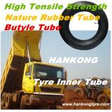 タイヤの内部管の折り返しの放射状タイヤのButyl内部管
