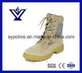 Ботинки армии тактические/ботинки безопасности для полиций (SYSG-015)