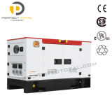 32kw Soundproof Silent Diesel Power Generator Sets con Isuzu Engine
