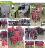 Штабелирующ используемый металлом стальной стул церков (XYM-G24)