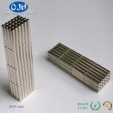 Permanent feito sob encomenda Cylinder NdFeB/Neodymium Magnet com RoHS
