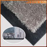 Lustige grüne Raum-Fußmatte-im Freien rutschfeste Wolldecke-Form-Teppichboden-Matte