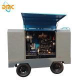 Тепловозный управляемый портативный компрессор воздуха винта