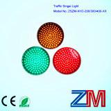 esfera cheia do módulo do sinal do diodo emissor de luz de 200/300/400mm com lente desobstruída