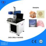 CO2 Laser-Markierungs-hölzerne Plastikgravierfräsmaschine