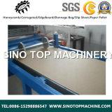 1600mm 40m/Min Karton en het Lamineren van het Blad van de Misstap Machine