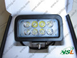 12V 24V 24W LED Work Light Lampのオフロード4X4クリー語LED Spotlight
