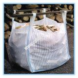 Saco grande ventilado do engranzamento do saco dos PP FIBC para madeiras da embalagem