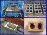 맞물리는 가득 차있는 자동적인 Qt10-15 시멘트 벽돌 만들기 기계 포장