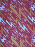 Tissu de polyester d'impression de foudre d'Oxford 420d 600d Ripstop