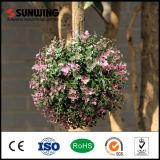 Setos falsos respetuosos del medio ambiente de la bola de la flor artificial para la decoración del jardín