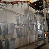 粉の噴霧のためのステンレス鋼の粉ブース