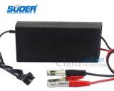 Cargador de batería universal de Suoer 12V 30A con RoHS (SON-1230B)