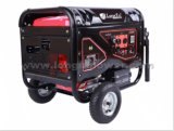 3.5kVA 3kw Portable Silent Gasoline Generator met Wheels & Handle