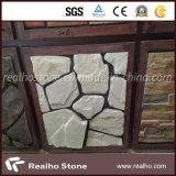 Natürliche Kultur-Stein-Fliese für externe Wand