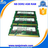 Niedriges Density 800d2s6/4G 256MB*8/16c 8bits Laptop DDR2 RAM 4GB