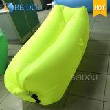 DIY 게으른 부대 공기 인플레 바닷가 침대 바나나 슬리핑백 팽창식 소파 공기 매트리스