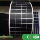 低価格の最もよい品質80W Sunpowerの適用範囲が広い太陽電池パネル