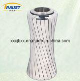 Il metallo dell'interno di alta qualità ricicla lo scomparto di rifiuti/pattumiera del metallo