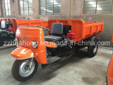 Triciclo elettrico del carico di estrazione mineraria/mini triciclo ampiamente usato dello scaricatore