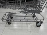Вагонетка покупкы супермаркета металла качества Hight австралийская на сбывании