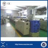 Máquina acanalada del estirador de la pared de la pared doble del PE
