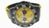 Relógio elevado do esporte do relógio do homem de Qulality (RA1213)