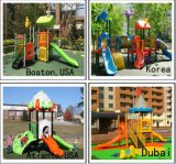 2015good Quality Recycle Plastic Novelty Design Playground (YL73138)