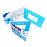 video cartolina d'auguri personalizzata 5.0inch di stampa