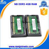 Volles Compatible 256mbx8 Laptop Memory 4G DDR3