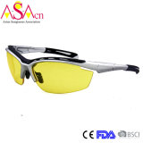Óculos de sol Tr90 polarizados esporte do desenhador de moda dos homens (14360)