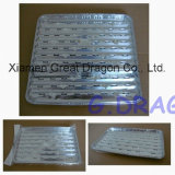 Лоток алюминиевой фольги используемый в замораживателе, печи, испаряясь (AFC-003)
