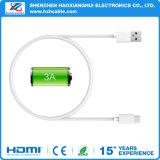 1m白いUSB3.1type Cの速い料金USBのデータラインケーブル