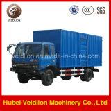 JAC 6 Ton Cargo Van Truck