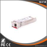 Cisco 호환성 10GBASE-BX 1330nm TX, 1270nm RX, 10.3Gbps, SM, 60km 의 단 하나 LC SFP+ 송수신기