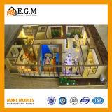 Изготовление модели блока/модели квартиры/модель здания проекта/точная модель семьи