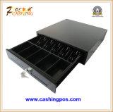Artículo resistente del cajón del efectivo de la serie de la diapositiva y caja registradora los periférico de la posición