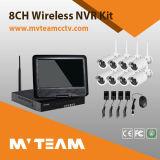 8CH a canaleta DVR dirige a segurança sem fio ao ar livre do CCTV Digital