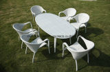 PE Rattan Outdoor PVC vime Patio Furniture