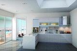 Module de cuisine supérieur en verre