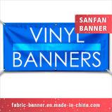 Buena bandera al aire libre publicitaria del vinilo de la impresión completa